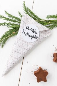 DIY Eiskonfekt selber machen - ein tolles DIY last-minute Geschenk