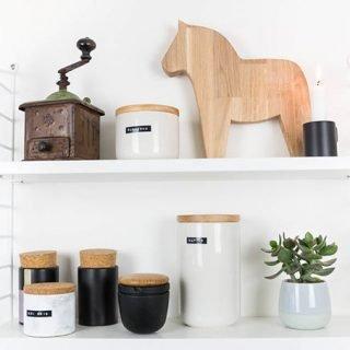 DIY Dalarna Pferd aus Holz sägen - die perfekte Küchendeko im Scandi Hygge Style - mit dieser DIY Anleitung könnt ihr es einfach nachrasten | ars textura - DIY Blog