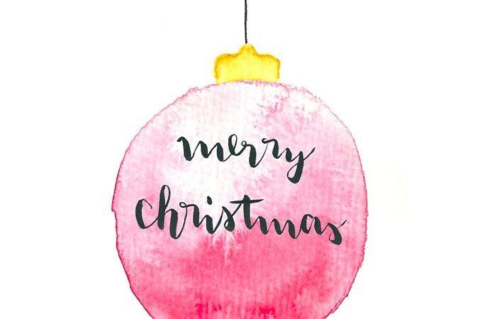 *24* Last-Minute Weihnachtspost
