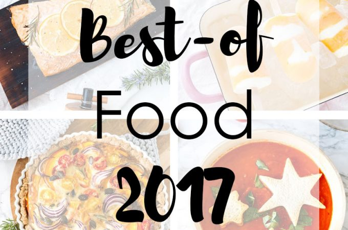Best-of Food 2017