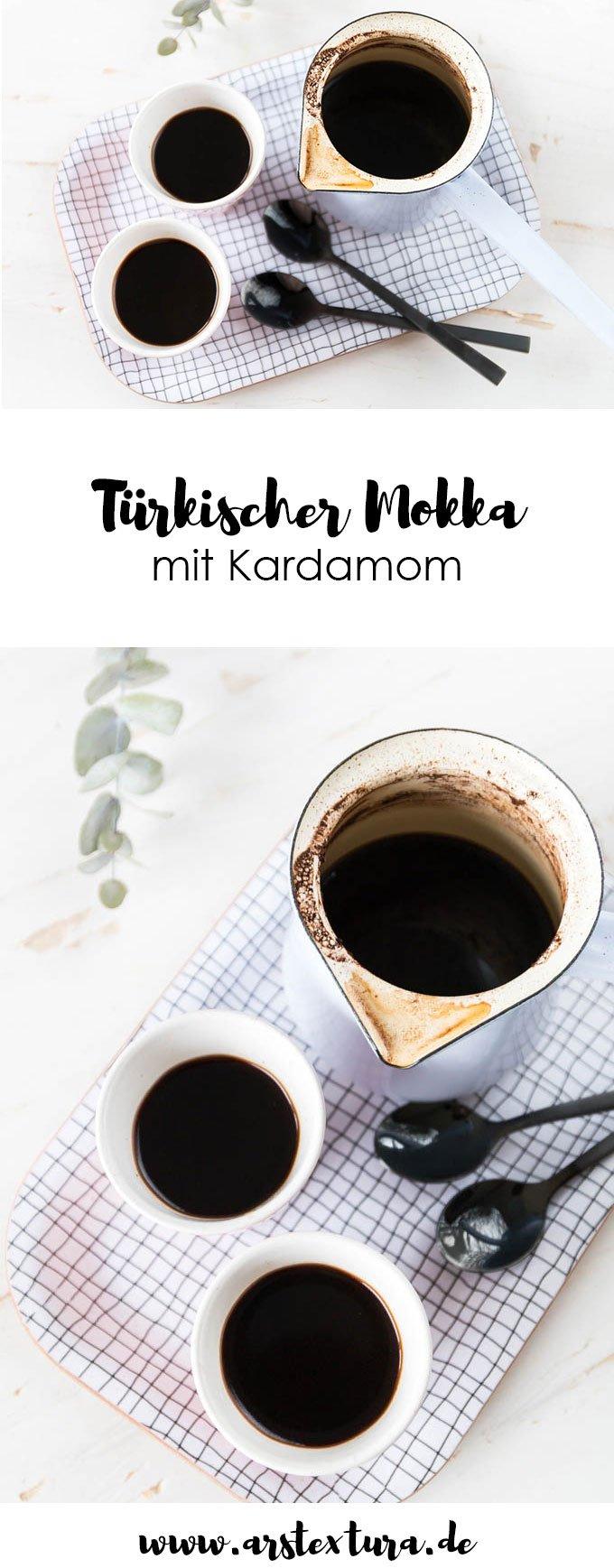 Türkischer Kardamom Mokka - Rezept - so gelingt dir der perfekte Mokka