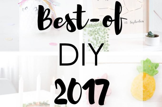 Best-of DIY 2017