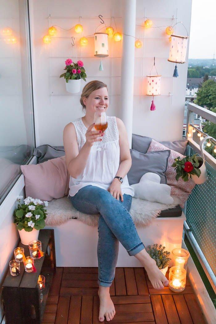 Balkon Ideen: 10 Tipps für einen gemütlichen Balkon