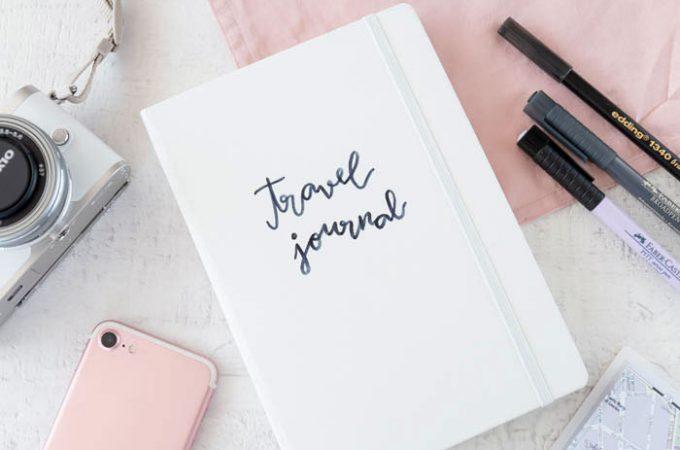 Travel Journal – Der perfekte Begleiter für den Urlaub