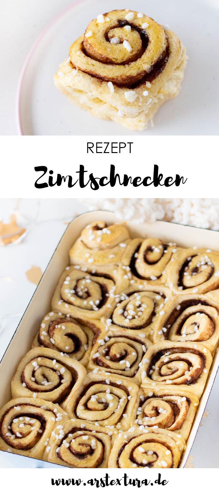 Rezept: Fluffige Zimtschnecken selber machen