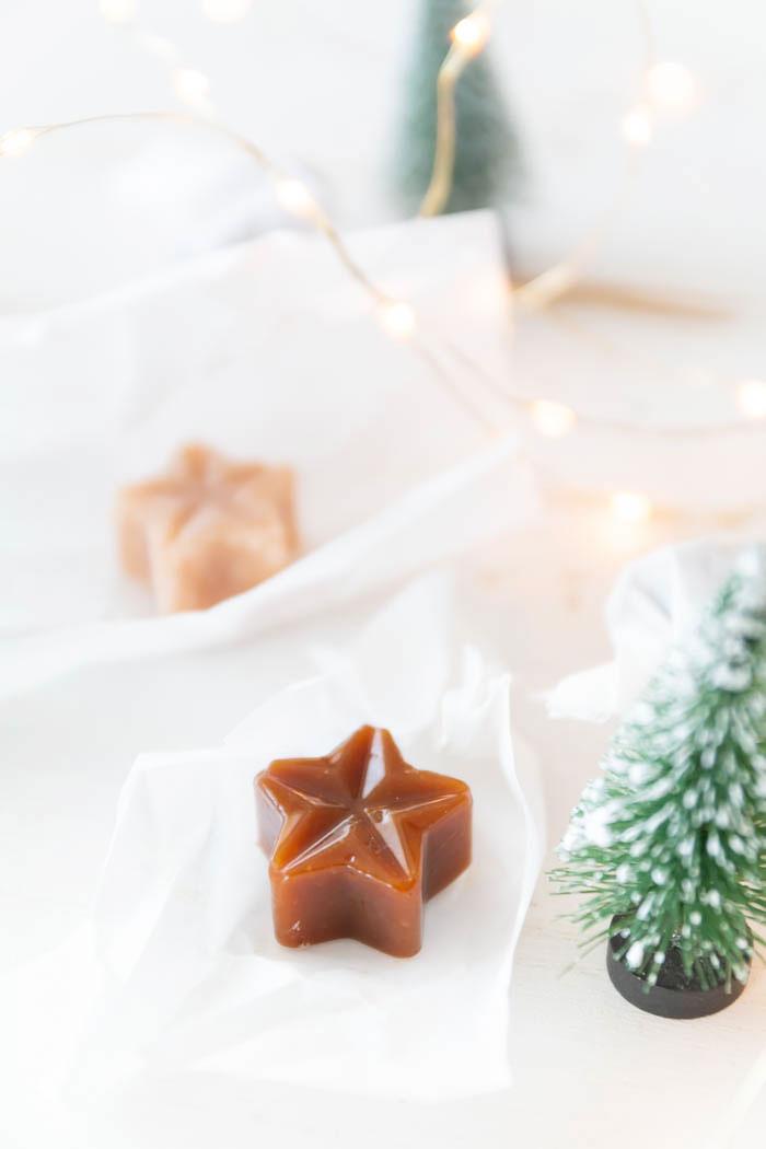 Karamell Bonbons selber machen - DIY-Geschenk