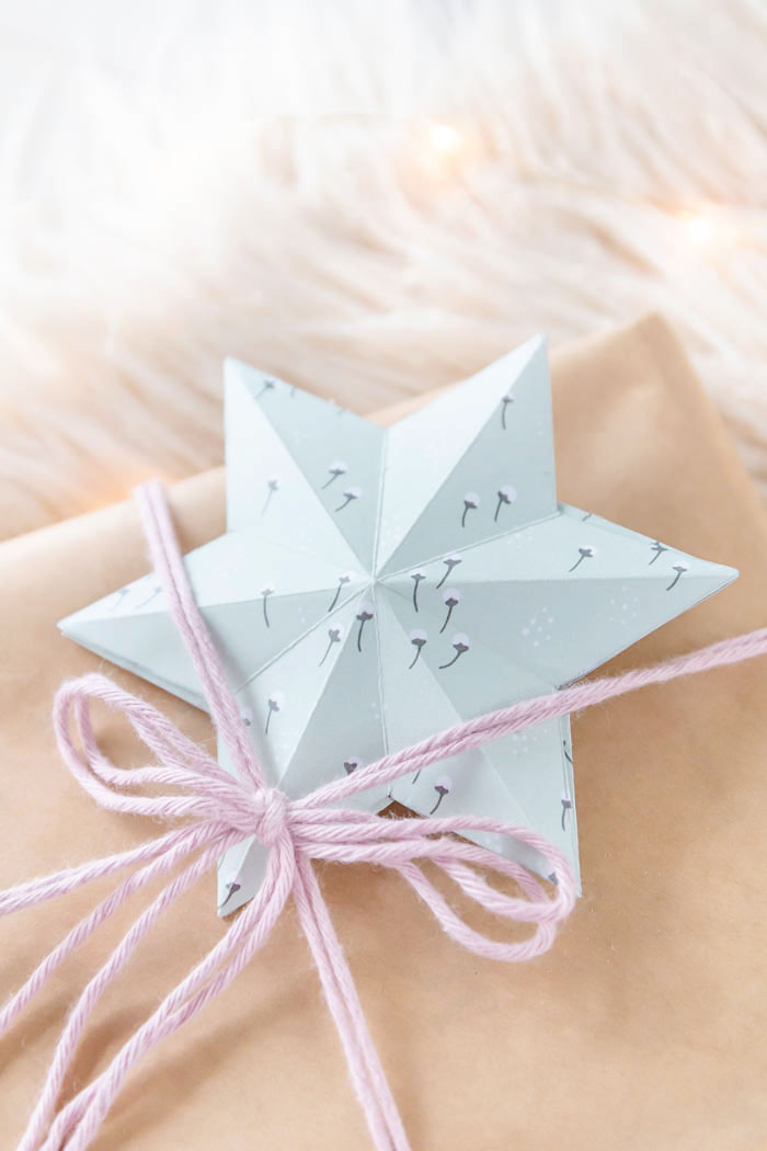 Anleitung: Sterne aus Papier basteln