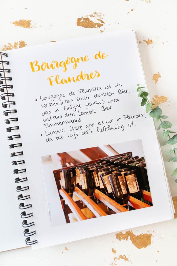 Fotoalbum Seiten gestalten - ein tolles DIY-Geschenk