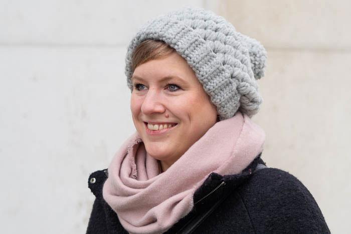 Kuschelige Mütze Häkeln Ars Textura Diy Blog