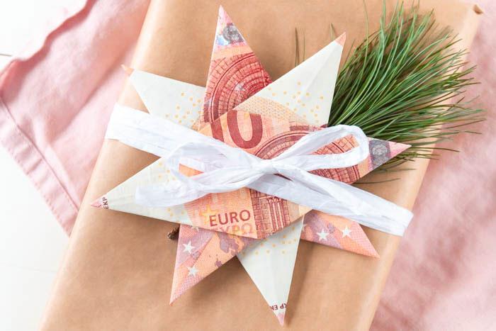 Geldgeschenke Weihnachten.Geldgeschenk Zu Weihnachten Ars Textura Diy Blog