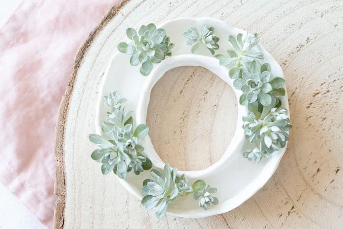 kleine Vase aus Fimo basteln