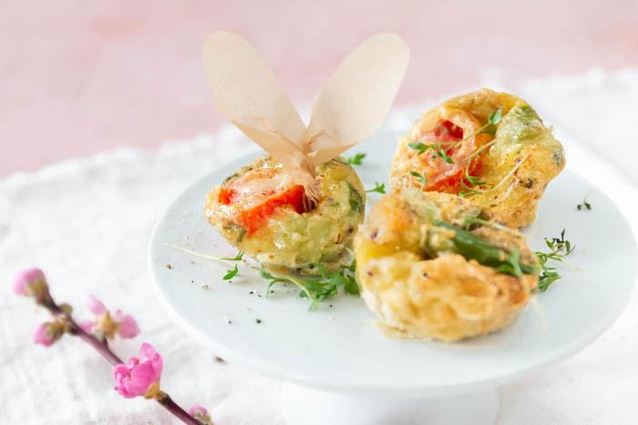 Omelette zum Osterbrunch
