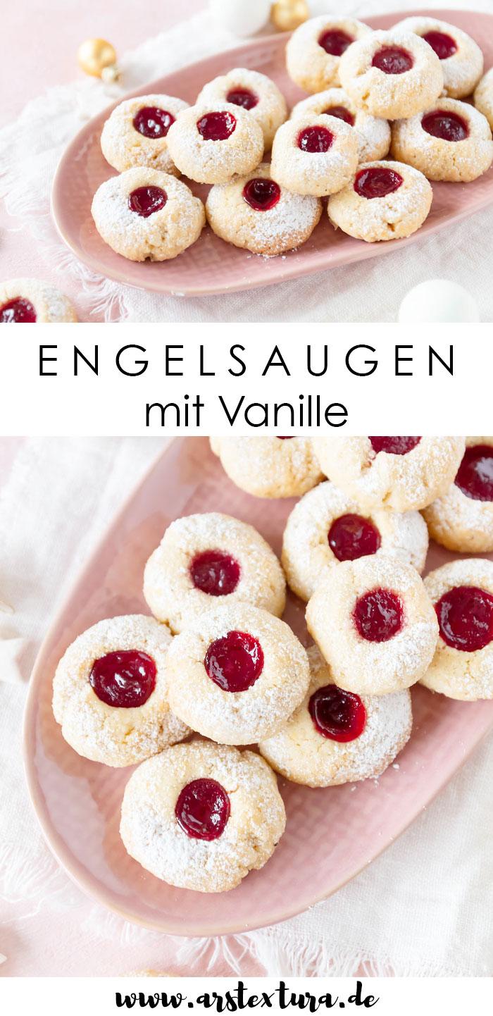 Rezept Engelsaugen mit Vanille
