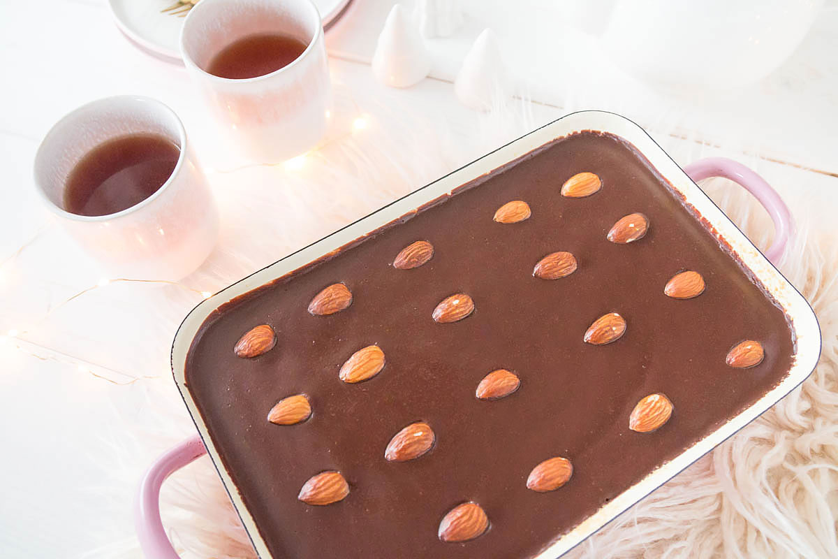 Rezept Lebkuchen Brownies
