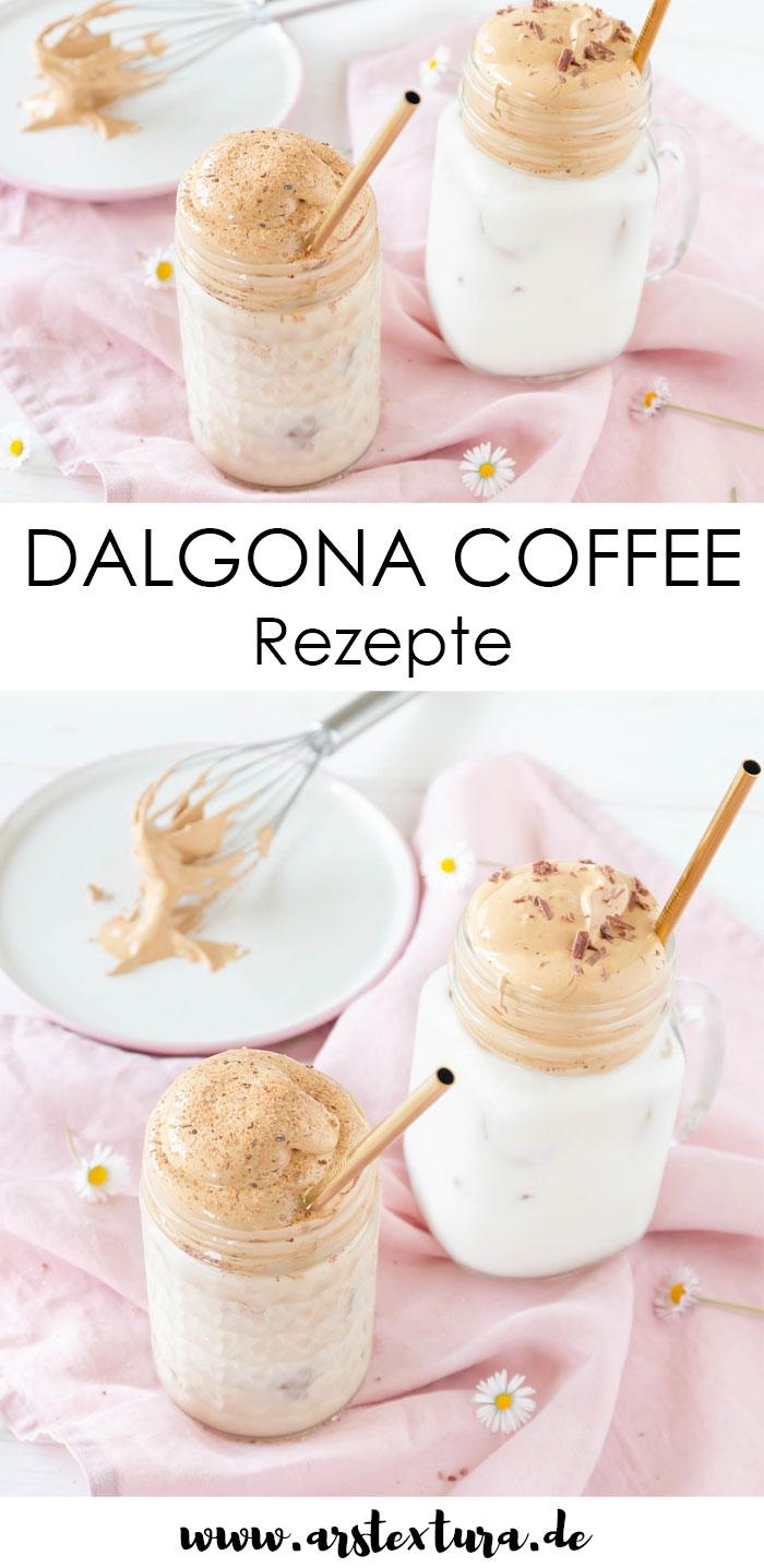 Rezept Dalgona Coffee - Trend