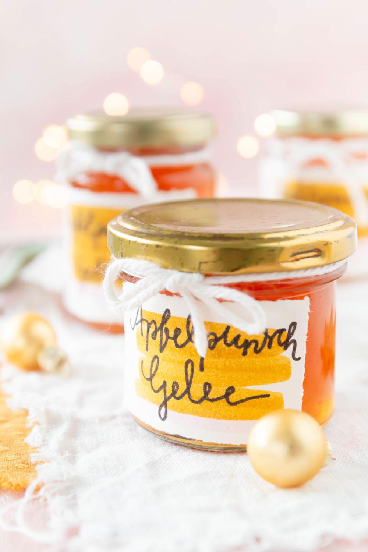 Rezept Apfelpunsch Gelee