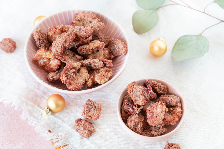 Rezept gebrannte Nüsse selber machen